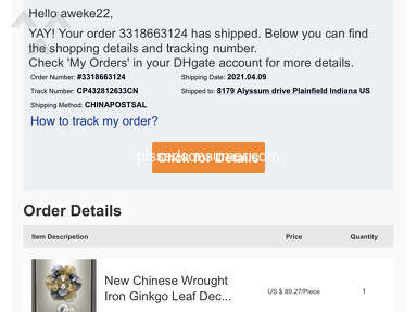 DHgate Auctions and Marketplaces review 975881