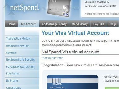 Netspend Cards review 64395