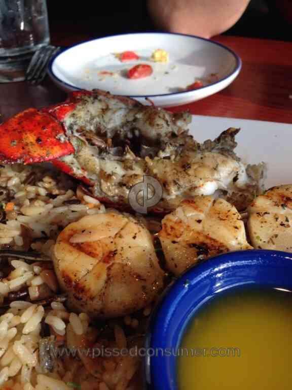 Red lobster port huron