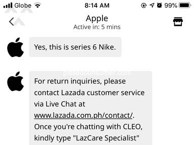Lazada Philippines Auctions and Marketplaces review 818376