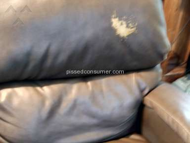 Southern Motion Furniture - Bonded leather problem