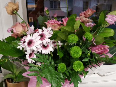 Prestige Flowers - Poor quality flowers poor customer service