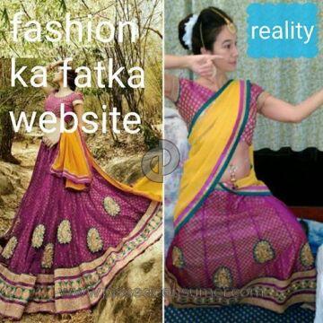 Fashion Ka Fatka Costume