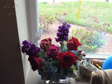 From You Flowers Arrangement review 138319