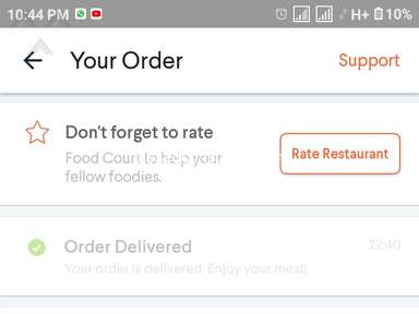 Foodpanda - Very bad experience from food panda.