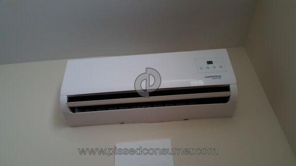 Comfortstar Air Conditioner