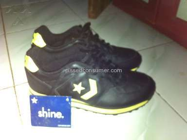 Shine Converse Review from Serang City, Banten