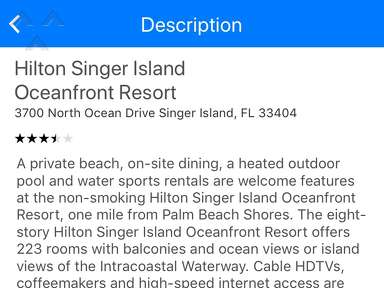Priceline Hilton Room Booking review 319892