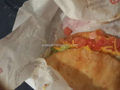 Taco Bell Taco review 126681