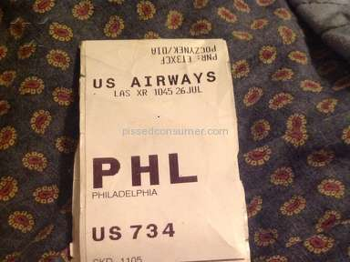 Us Airways Flight Attendant review 152324