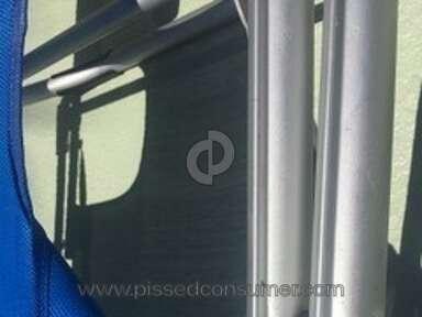 BeachStore - Ostrich Face Down Chaise Model #15006