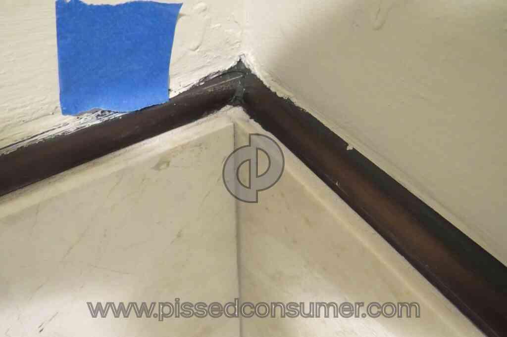 Spires Flooring And Remodeling Bathroom Remodeling Review Pissed - Bathroom remodeling lexington sc
