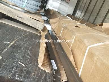 Four Seasons Sunrooms Shipping Service review 406138
