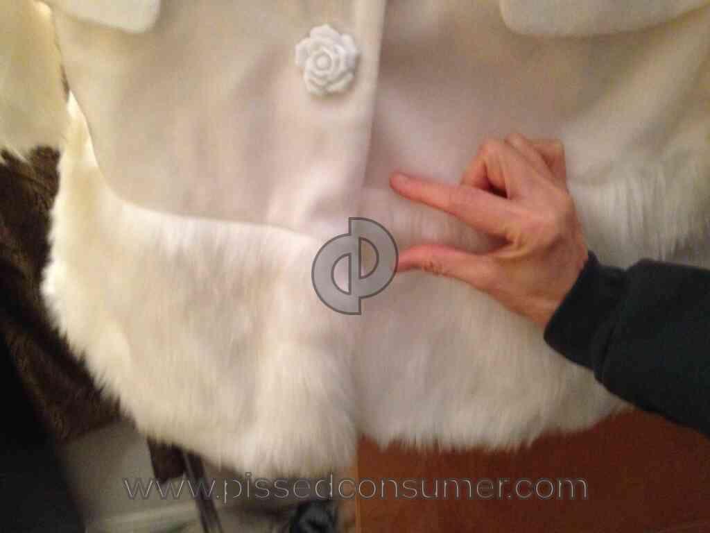 Fashion mia complaints - Fashionmia Jacket Review 108705