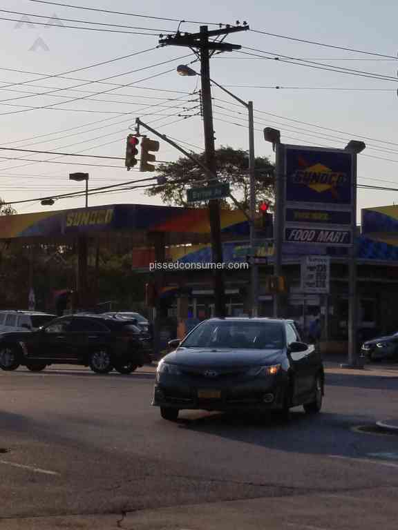 9 Sunoco Gas Station Customer Care Reviews And Complaints Pissed