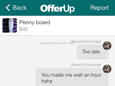 Offerup Mobile Application review 143234