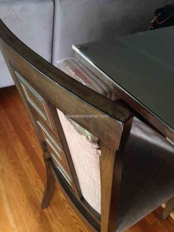 Very Poor Quality Of Ashley Furniture U0026 Really Bad Customer Service