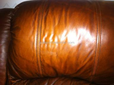 Do not purchase Coffee Nailhead Recliner Sofa/Loveseat from Ivan Smith Furniture