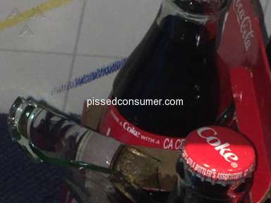 Coca Cola - Register a claim Of damages