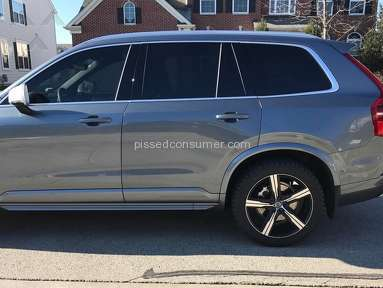 2017 Volvo Cars - Xc90 Car Review