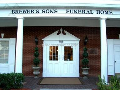 Brewer and Sons Funeral Homes Ceremonies and Events review 6804