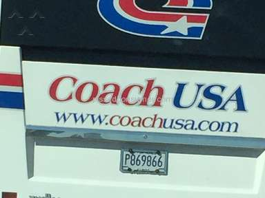 Coach Usa - Vehicle Driver Review from Richmond, Virginia