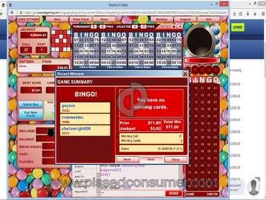 Bingohall Bingo Video Game review 154906