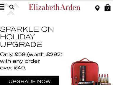 Elizabeth Arden - The terribly smelly lipstick from the makeup pack