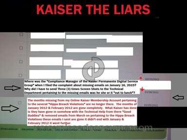Kaiser Permanente Doctor review 82075