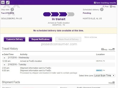 Fedex Transportation and Logistics review 115349