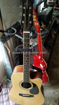 Laurel Canyon Acoustic-electric Guitar