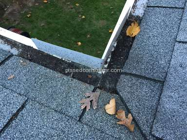 LeafFilter North - Inside Corner Problems