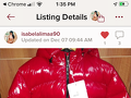 Poshmark - I've contact you on numerous occasions about this fraudulent robbery I received from one your seller but unfortunately you are not willing to help me either receive the item or have my money returnf