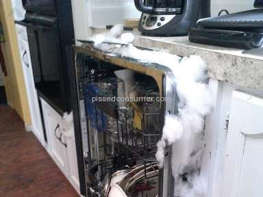 Ge Appliances - Dishwasher never used, just standing in my kitchen for the last 2 months or more!