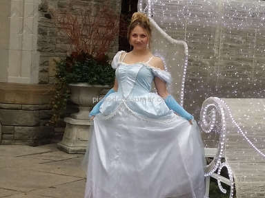 Dreams Galore 2 Your Door - HORRIBLE PRINCESS..SAVE YOUR MONEY AND BOOK SOME WHERE ELSE