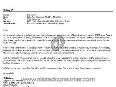 Metro Atlanta Ambulance Service Other review 173728