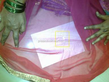 Indian Gifts Portal Saree review 155148