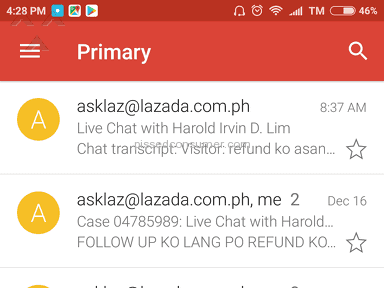 Lazada Philippines - REFUND ISSUES