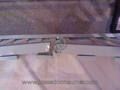 Ikea - Broken seat frame & slooow service
