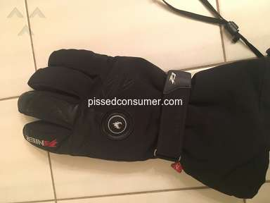Zanier Gloves - Gloves just stopped working
