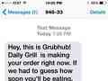 Grubhub Ruined Our Night