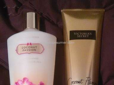 Victorias Secret Coconut Passion Fragrance Mist Review from Boston, Massachusetts