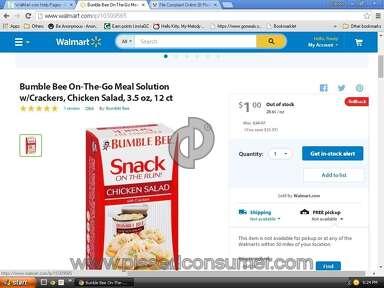 Walmart Advertisement review 61811