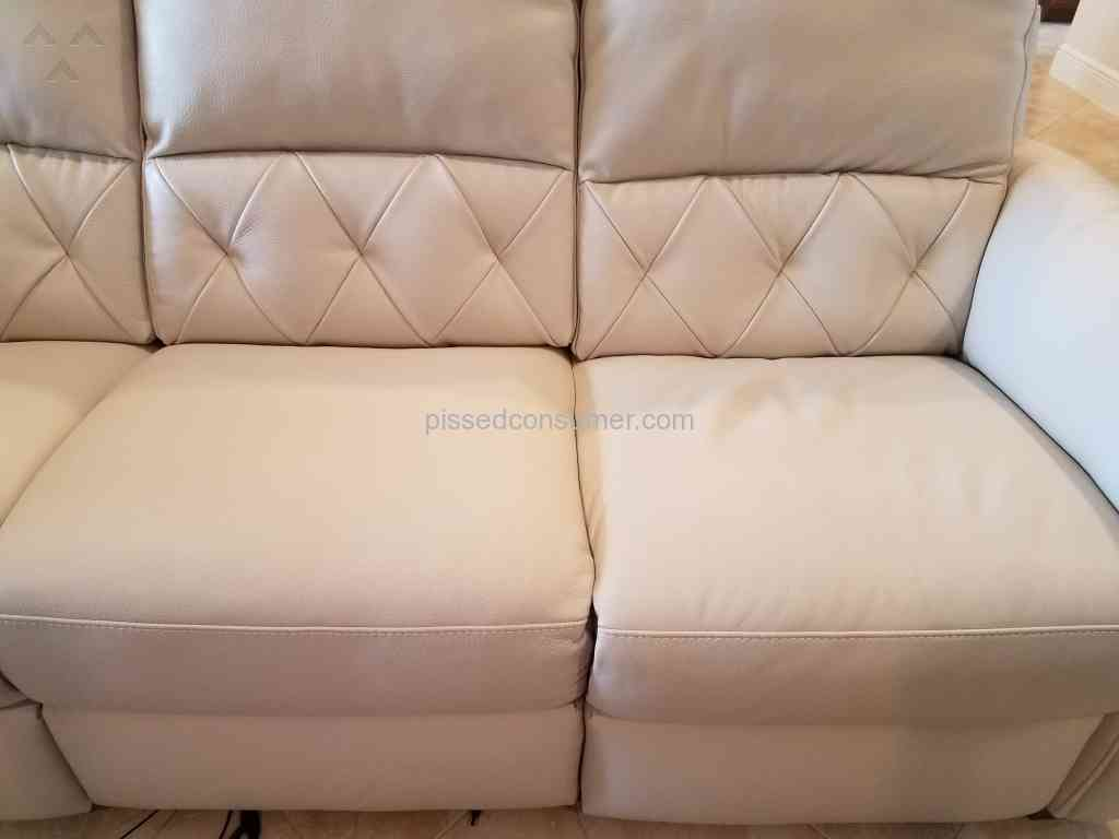 Baers Furniture Natuzzi Editions Sofa Review 213392