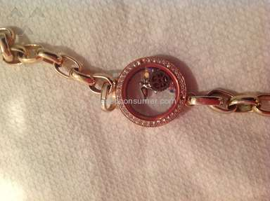 Origami Owl Bracelet review 58183