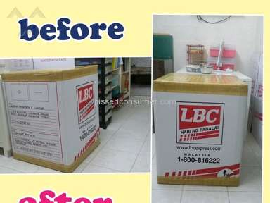 Lbc Express Shipping review 38853