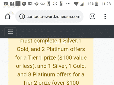 Reward Zone USA - This is how you do it
