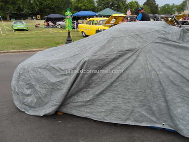 Cover Anything Car Cover review 184086