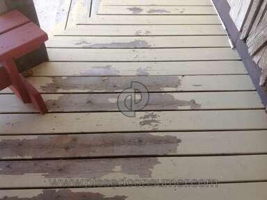 Behr Deckover Deck Paint review 310456