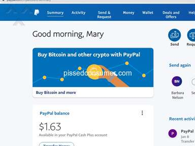 Paypal Account review 871424